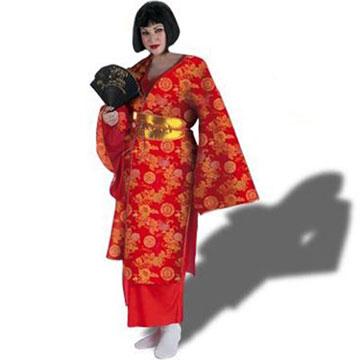 Déguisement de geisha japonaise