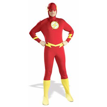 Déguisement flash homme