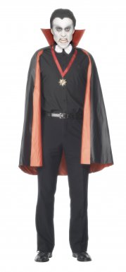 Cape dracula homme