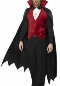 Déguisement de vampire homme