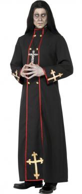 Déguisement de prêtre homme
