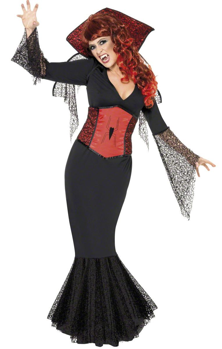 D guisement vampire femme deguisement - Costume vampire femme ...