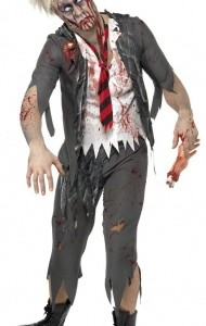Déguisement de zombie adulte