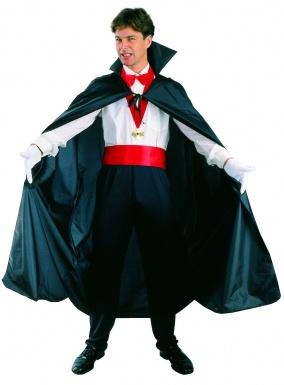 Cape de dracula Halloween homme