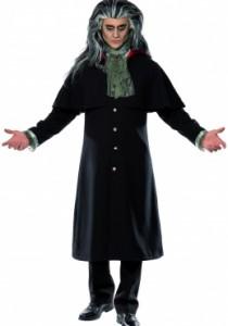 Manteau de vampire homme