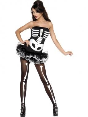 deguisement sexy de squelette