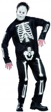 Squelette halloween