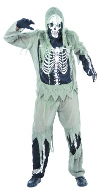 Deguisement squelette halloween