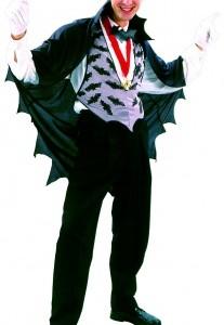 Déguisement de Dracula homme