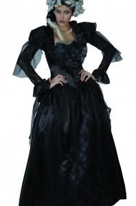Déguisement aristocrate femme