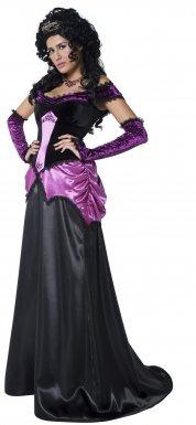 Déguisement de robe de comtesse