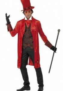 Déguisement Dracula homme