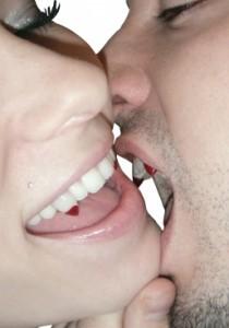 Faux dentier vampire
