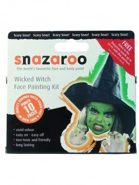 Palette maquillage sorcière
