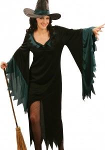 Robe sorcière & chapeau