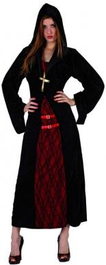 Déguisement bonne soeur gothique