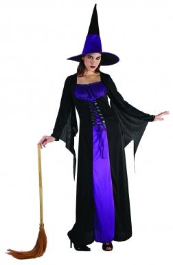 Tenue sorcière adulte