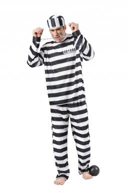 Deguisement prisonnier
