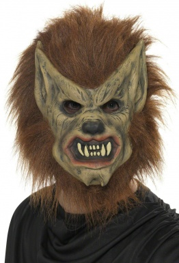 Masque loup garou latex
