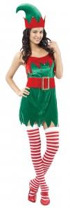 elfe noel femme