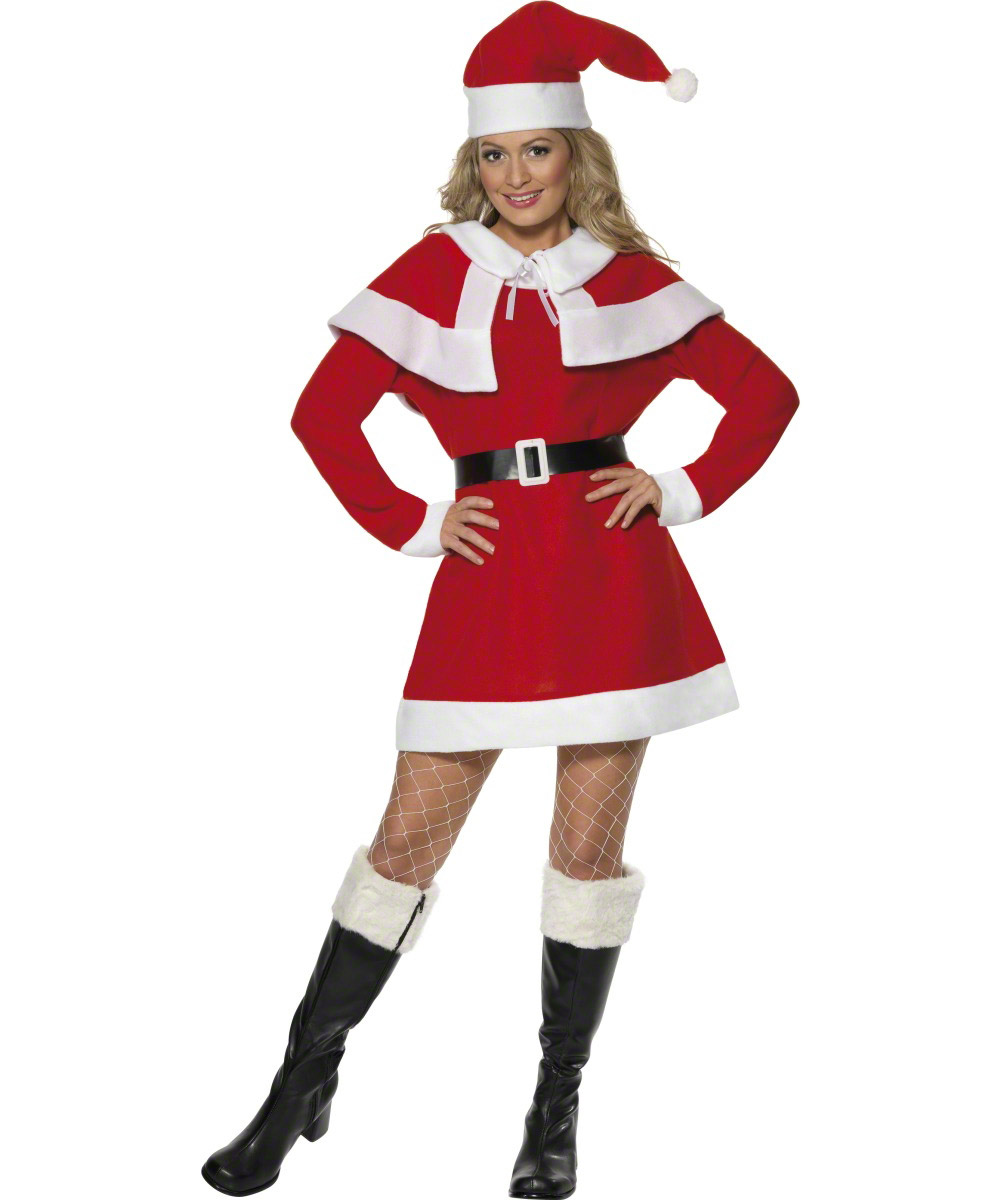 D guisement m re noel traditionnel costume femme noel pas cher - Costume pere noel pas cher ...