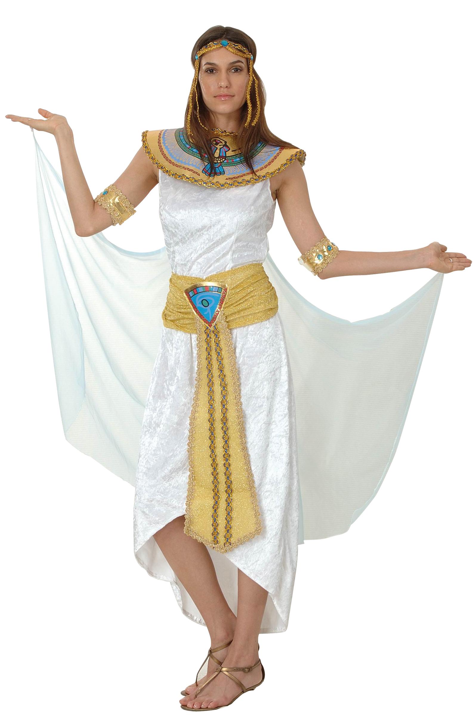 Déguisement reine egyptienne