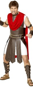 Déguisement guerrier romain